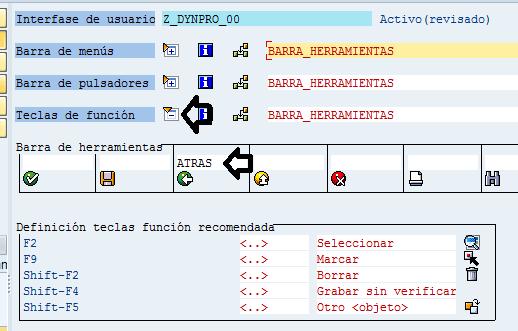 dynpro-pf-status-activar